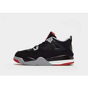 best website 61f61 dc6aa Jordan Air Retro 4 Infant ...