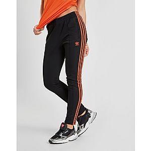 Joggingbroek Dames Strak.Vrouwen Adidas Originals Joggingbroeken Jd Sports