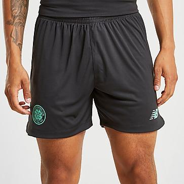 New Balance Celtic FC 2019 Home Goalkeeper Shorts Heren