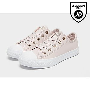 3669de7cb52 Converse All Star Ox Leather Kinderen Converse All Star Ox Leather Kinderen