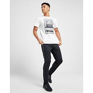 f6e3a26d1ac ... adidas Box Fade Logo T-Shirt Heren