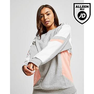 Sale   Vrouwen - Grijs Adidas Originals Sweaters & Truien ...