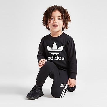 adidas Originals  Logo Crew Trainingspak Baby's