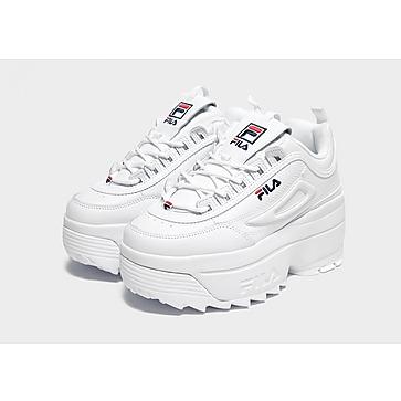 Fila Damesschoenen All White Footwear | JD Sports