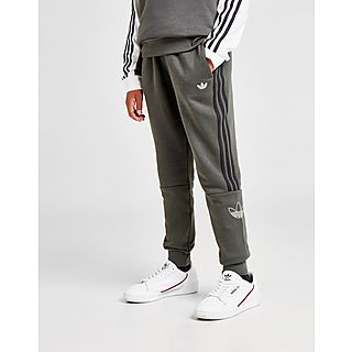 adidas trainingspak grijs, ADIDAS ORIGINALS SET Shorts