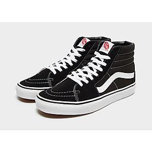 vans heren schoenen zwart