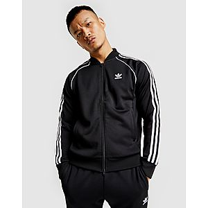 adidas Originals Superstar Track Top Heren