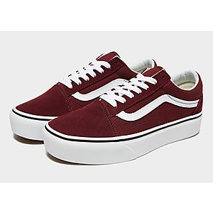 b7bf7211640 Vans Old Skool Platform Dames Vans Old Skool Platform Dames