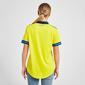 adidas Sweden 2020 Home Shirt Dames