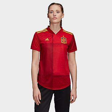 adidas Spain 2020 Home Shirt Dames