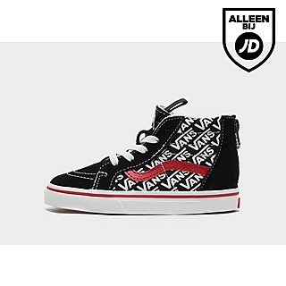 Sale   Kids Zwart Vans Alle Sneakers   JD Sports