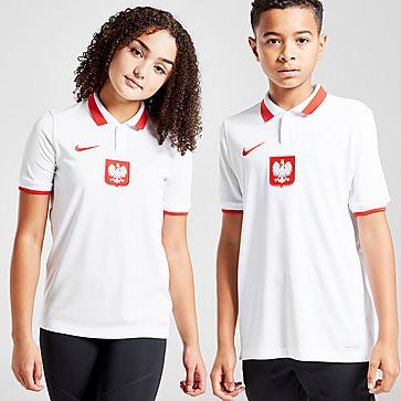 Nike Poland 2020/21 Home Shirt Junior