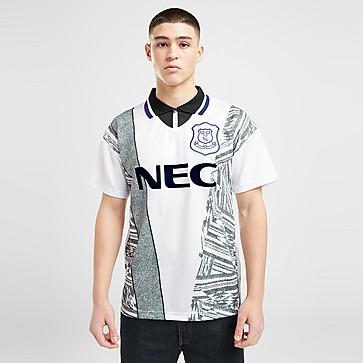 Score Draw Everton FC '95 Away Retro Shirt Heren