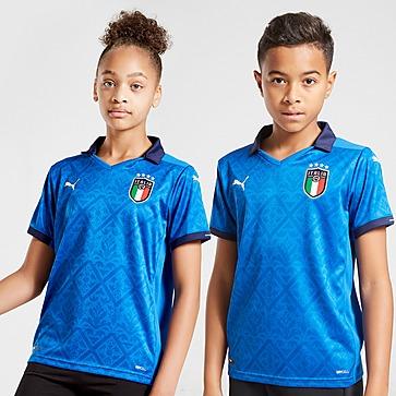 Puma Italy 2020 Home Shirt Junior