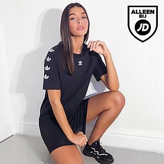 Vrouwen Zwart Adidas Originals Jurken | JD Sports