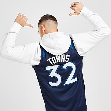 Nike NBA Minnesota Timberwolves Towns #32 SM Jersey Heren