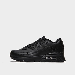 Nike Air Max 90 Leather Sneakers Kinderen