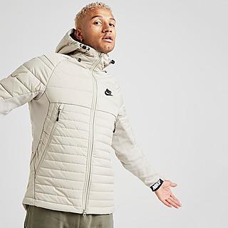 Koop Zwart Nike Sportswear Hybrid Jas Heren PRE ORDER