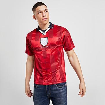 Score Draw England '98 World Cup Away Retro Shirt Heren