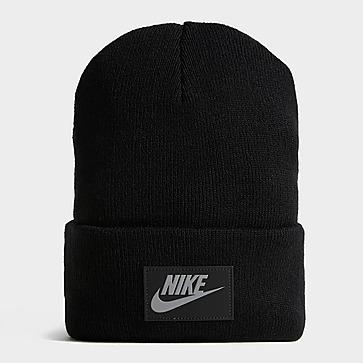 Nike Reflective Futura Logo Beanie Hat