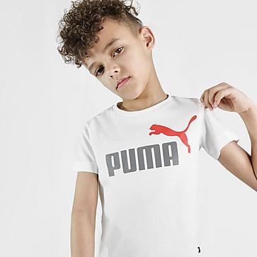 Puma Essential Logo T-Shirt/Shorts Set Kinderen