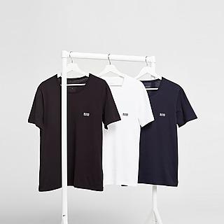 BOSS 3 Pack Lounge T-shirts Heren