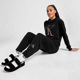 Calvin Klein Leopard Infill Joggingbroek Dames