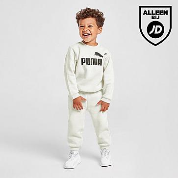 Puma Core Logo Crew Trainingspak Baby's