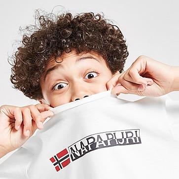 Napapijri Large Logo T-shirt Junior