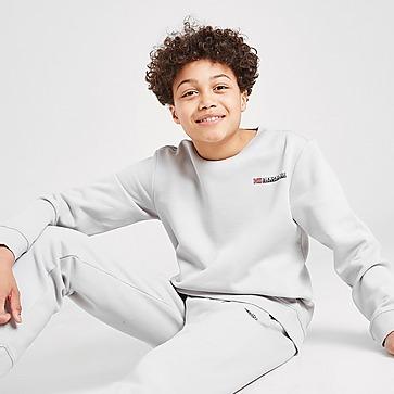 Napapijri French Terry Crew Sweater Junior