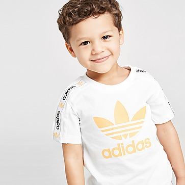 adidas Originals Tape T-shirt/Shorts Set Baby's