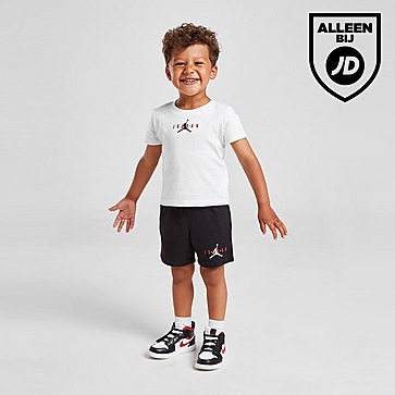 Jordan Jumpman Air T-shirt/Shorts Set Baby's