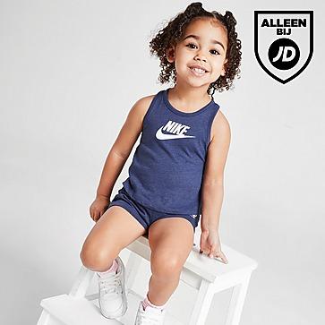 Nike Meisjes Logo Tanktop/Shorts Set Baby's
