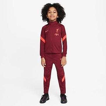 Nike Liverpool FC Strike Trainingspak Kinderen