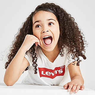 Levis Meisjes Batwing T-shirt Kinderen