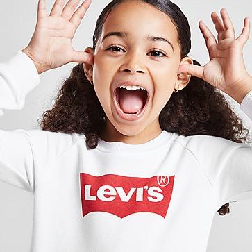 Levis Girls' Batwing Crew Sweatshirt Children
