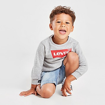 Levis Batwing Crew Sweatshirt Infant
