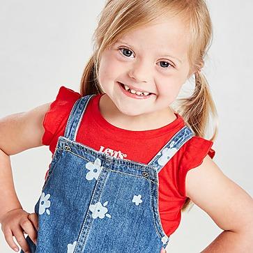 Levis Girls' T-Shirt/Dress Set Infant