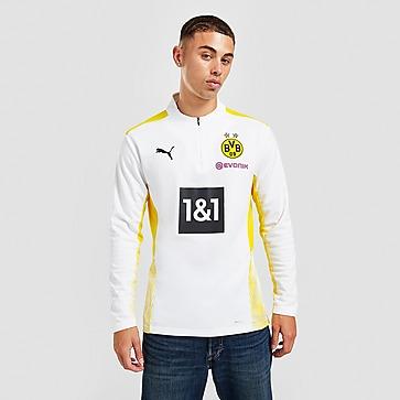 Puma Borussia Dortmund 1/4 Zip Track Top