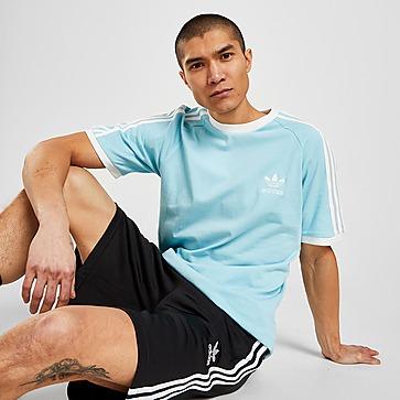 adidas Originals California 3-Stripes T-Shirt Heren