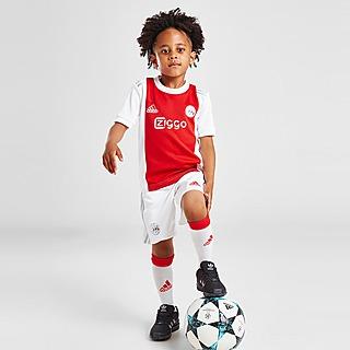 adidas Ajax 2021/22 Thuistenue Kinderen