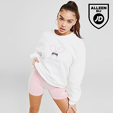 Ellesse Tennis Embroidered Sweater Dames