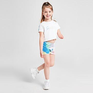 Sonneti Mini Tie Dye T-Shirt/Shorts Set Children