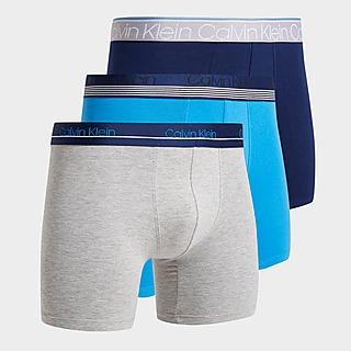 Calvin Klein Underwear 3 Pack Waistband Boxershorts Heren