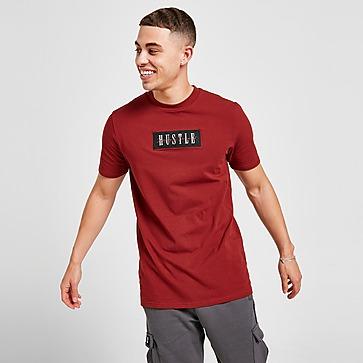 Supply & Demand Barrier Box T-shirt Heren