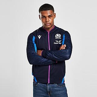 Macron Scotland Rugby 2021/22 Anthem Jacket