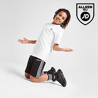 adidas Originals Tape Poly Shorts Junior
