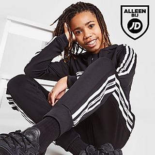 adidas Originals 3-Stripes Tape Poly Trainingsbroek Junior