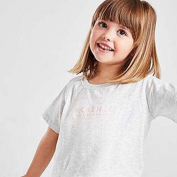 McKenzie Meisjes' Micro Essential T-Shirt/Shorts Set Baby's