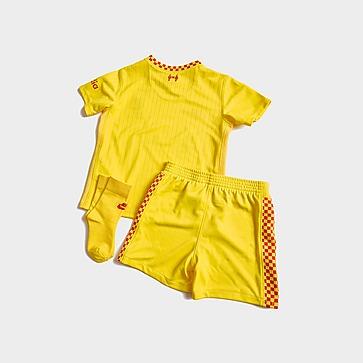 Nike Liverpool FC 2021/22 Derde Tenue Baby's